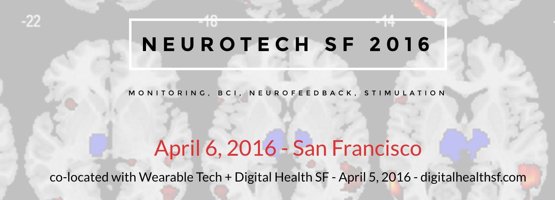 NeuroTech SF conf