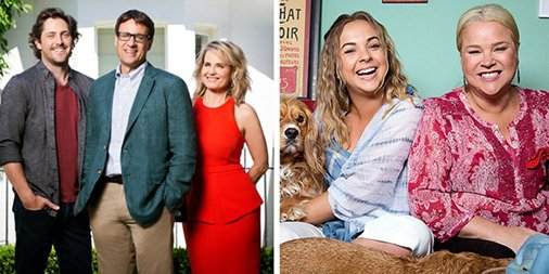 Congrats to @GoggleboxAU & #SellingHousesAustralia for their #tvweeklogies nominations!