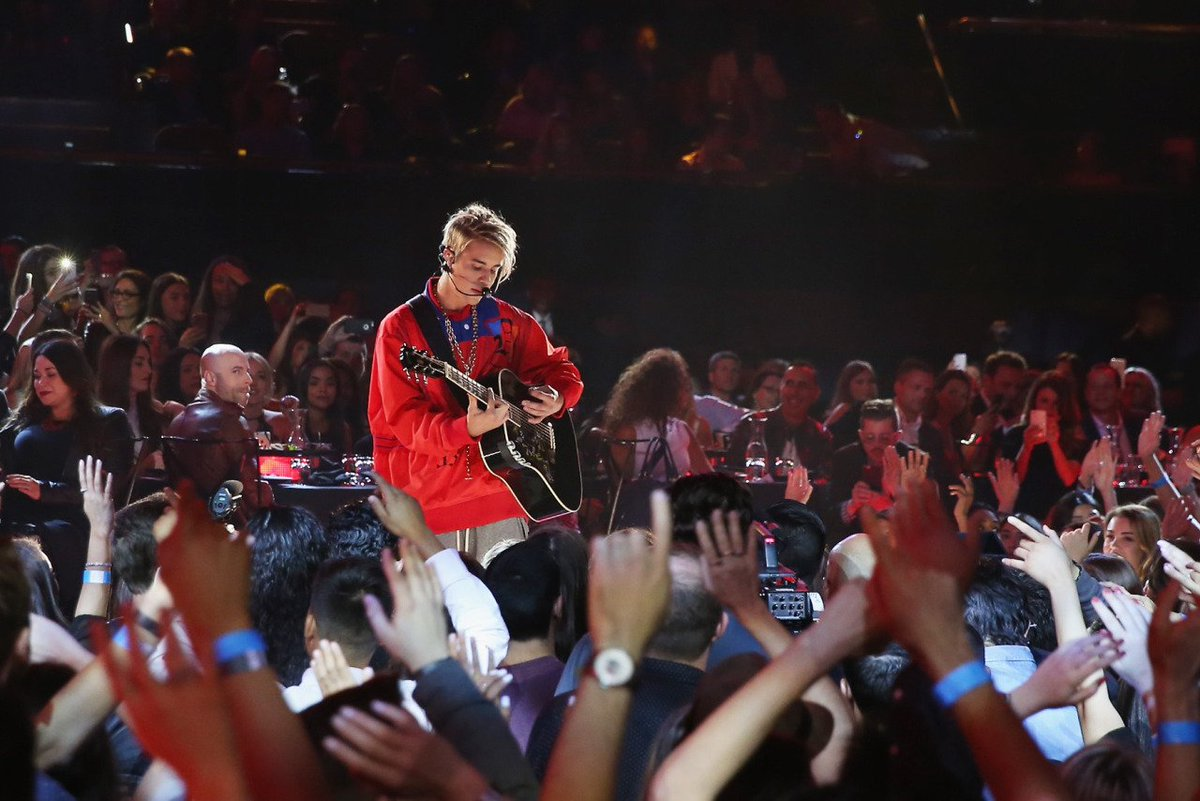 Congrats JB on your huge night. You deserve all the success in the world! #iHeartAwards
