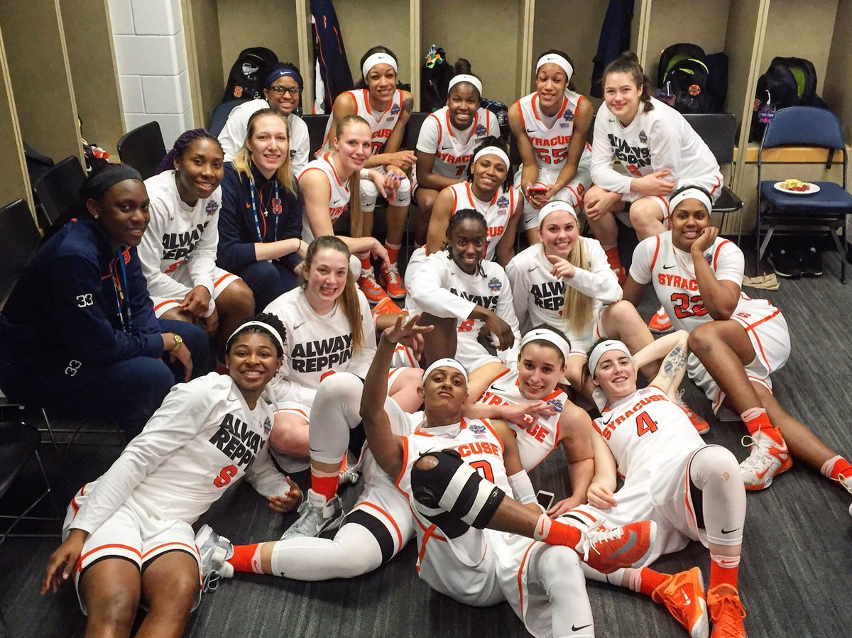 .@cusewbb is going to the National Championship! #MarchMadness #FinalFour https://t.co/mWOpB7ELce
