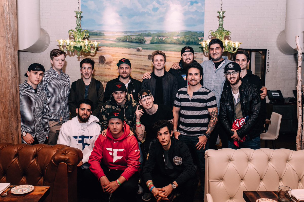 faze clan on twitter we see your valley squad temperrr we had rh twitter com faze house silent