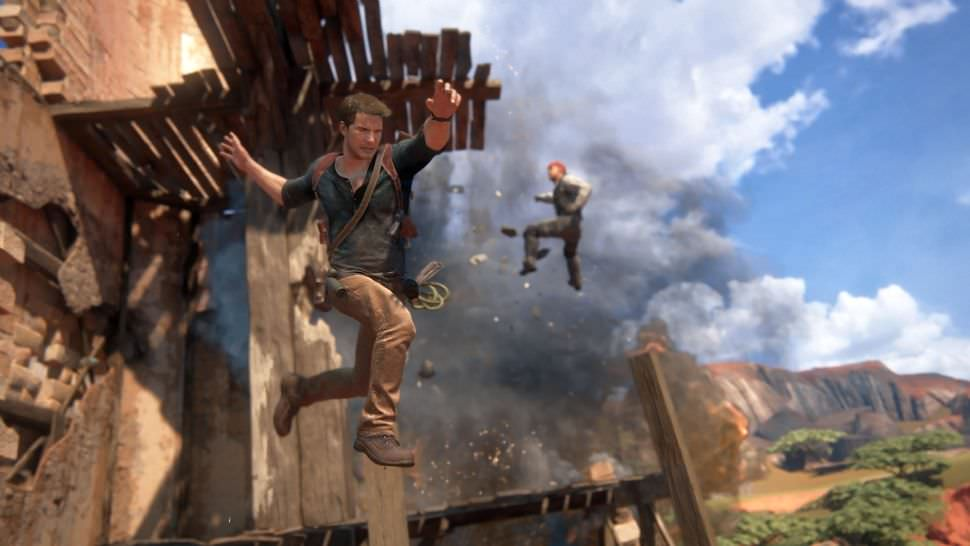 New Uncharted 4: A Thief's End Screens Leaked 3