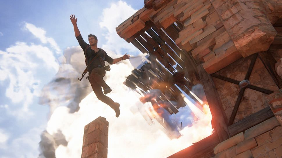 New Uncharted 4: A Thief's End Screens Leaked 4