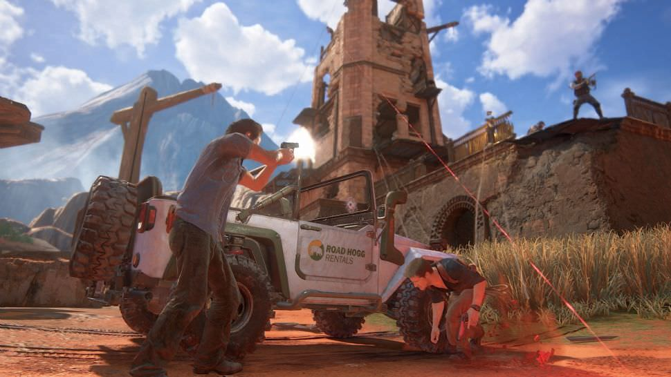 New Uncharted 4: A Thief's End Screens Leaked 2