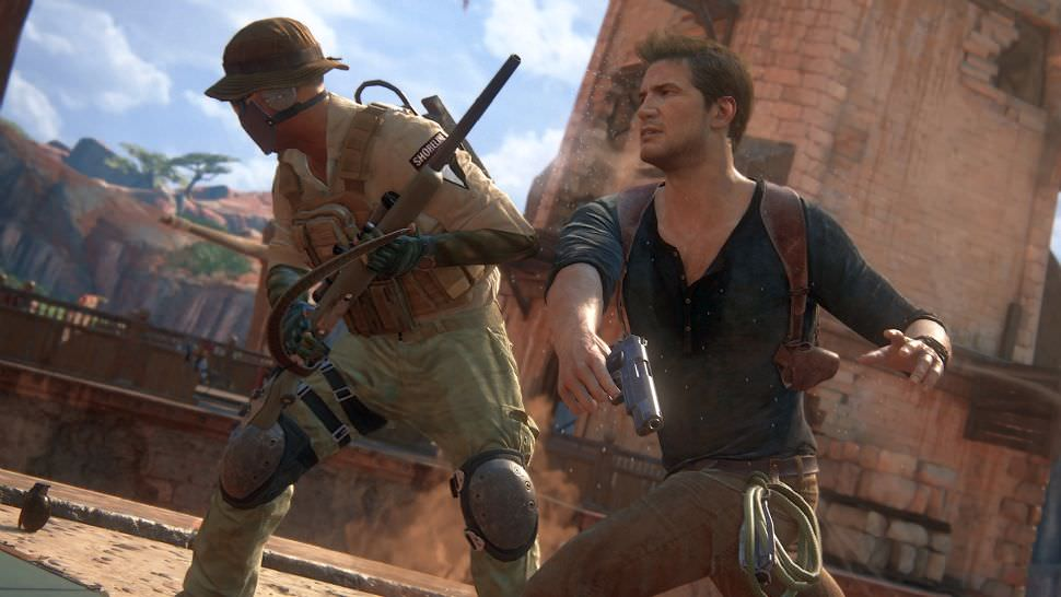 New Uncharted 4: A Thief's End Screens Leaked 7
