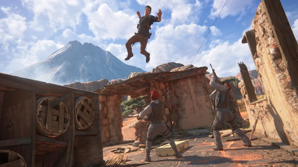 New Uncharted 4: A Thief's End Screens Leaked 6