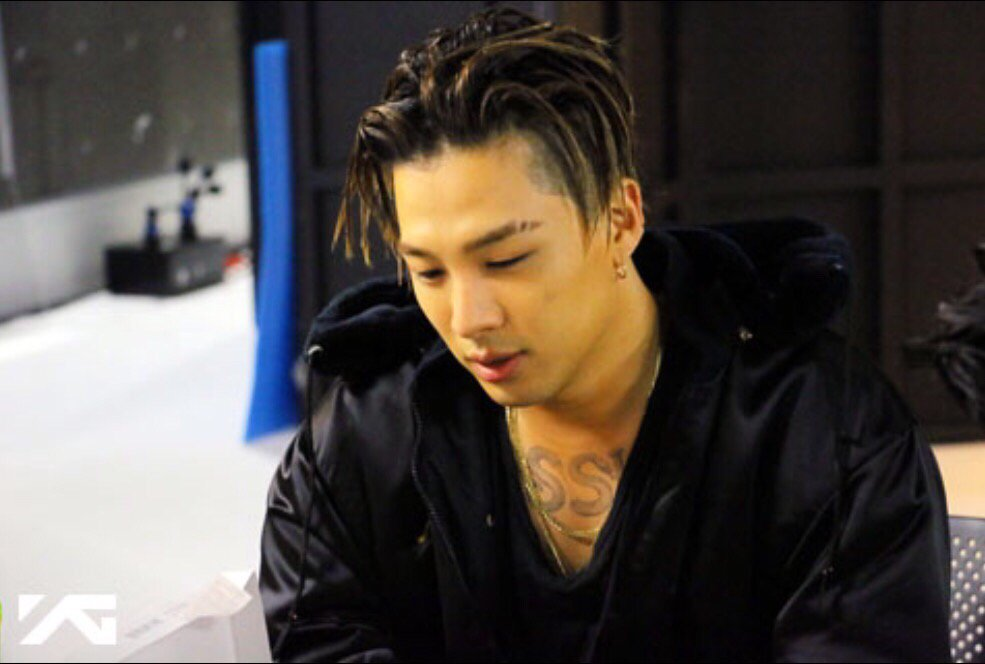 Taeyang Made Photoshoot