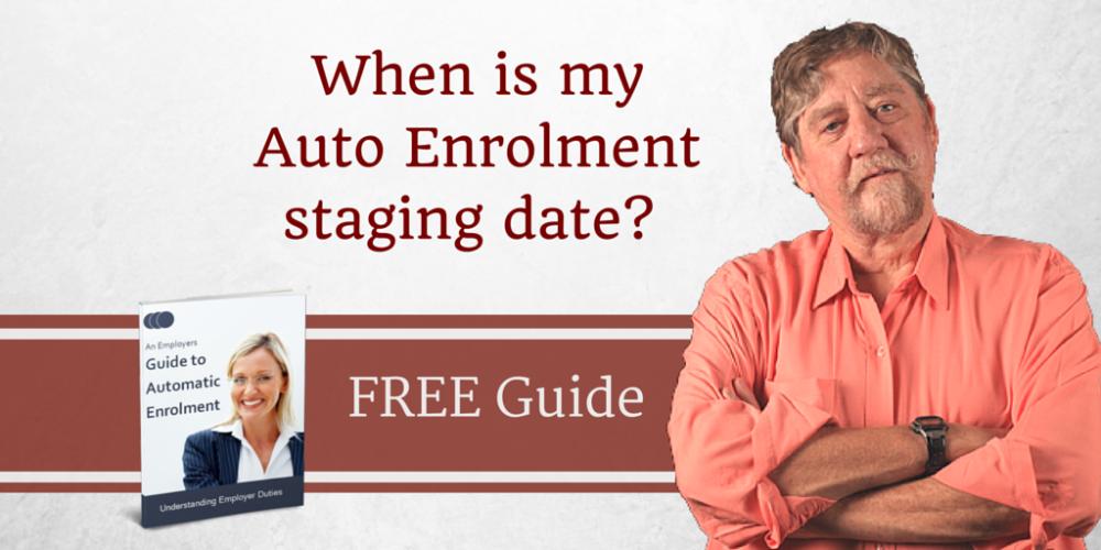 When is my #AutoEnrolment staging date? Employers, watch the video >> https://t.co/0hYmR1CEkw https://t.co/yOleLtDylR