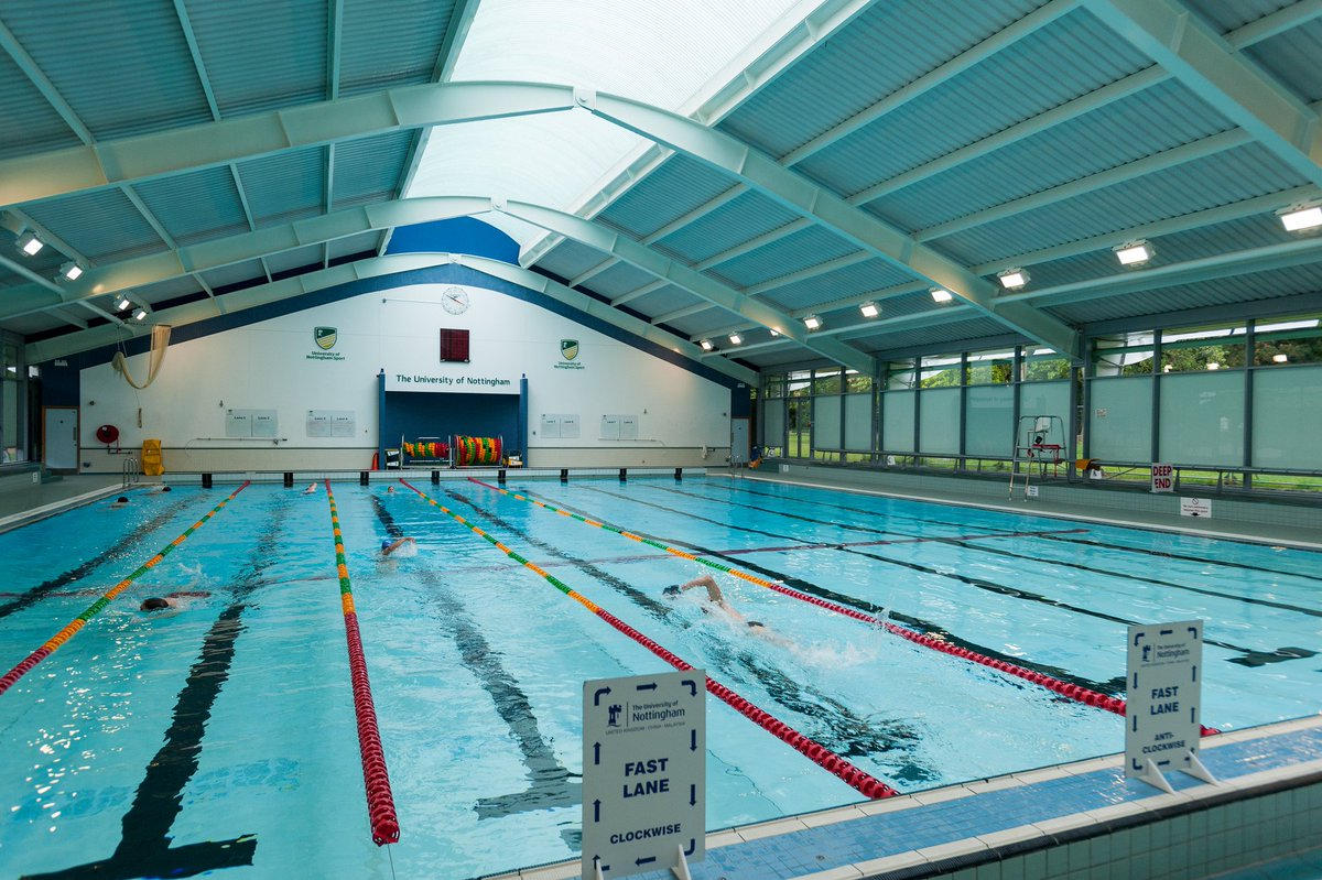 University Of Nottingham Sport On Twitter Pool The Swimming Pool Is Now Open Again Thank You