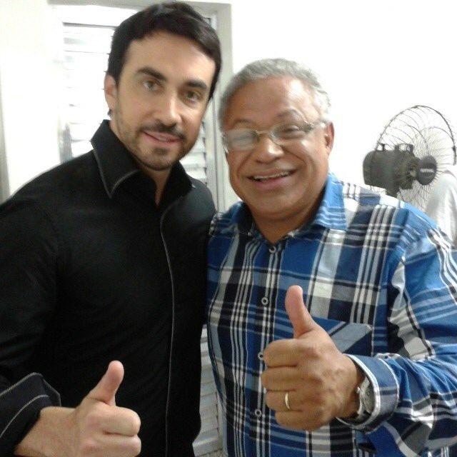 Parabéns @pefabiodemelo! Que Deus continue abençoando sua missão amigo. https://t.co/MUqi2lO4LR