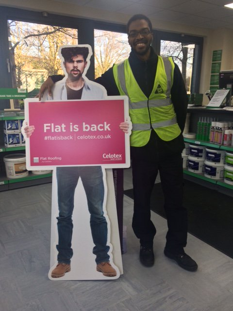 Send us your #flatisback in branch pics just like Lumar from CCF Boreham Wood did https://t.co/4VQEtUcvTF https://t.co/D68aTXV5el