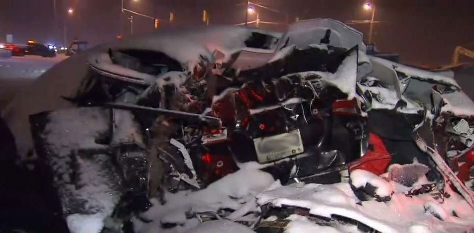 Multi-Car Crash   GA-400 : Latest News, Breaking News Headlines