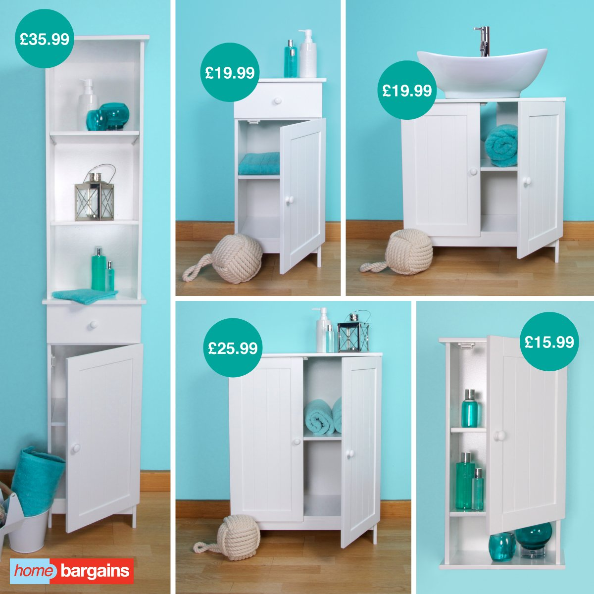 Home bargains bathroom cabinets - Home Bargains On Twitter Who Loves Our Prestigious Bathrooms Range Available In Store Online Https T Co Xtnarhxjtg Https T Co 3pydgh0ydd