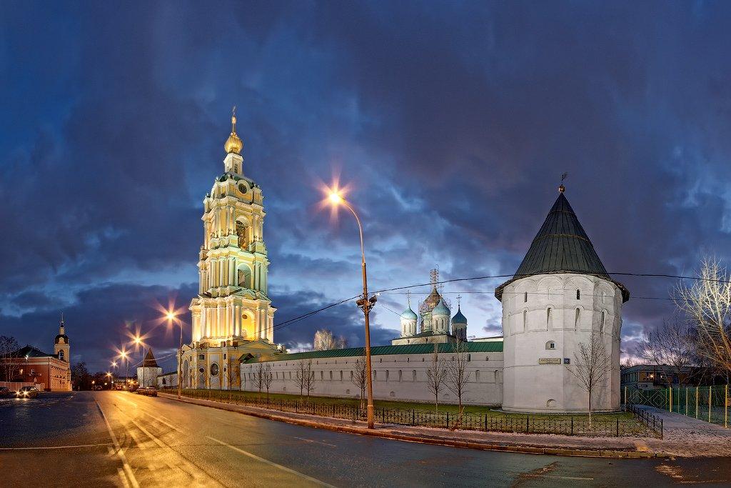 Картинки новоспасский монастырь