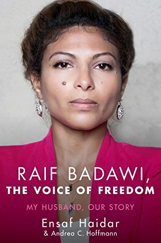 Written by his wife @miss9afi, this book's a moving account of the treatment of @raif_badawi https://t.co/F4KmHxMOZj https://t.co/Dw45C5pxUU