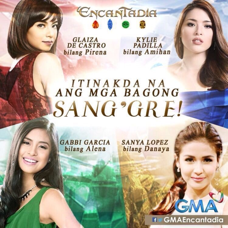 The new sang'gres finally revealed!!!