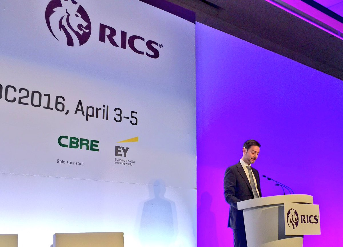 Responsible business is everyone's business as is leadership key roles for #RICS @MartinJBruehl #WBEF https://t.co/FEfrZ92X5s