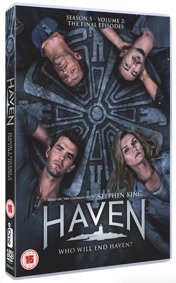 HAVEN GIVEAWAY!  *RT* to be in to win Haven season 5 Volume 2 the final 13 episodes on DVD thanks to @Strike_Media https://t.co/hwiT2XL0Pa