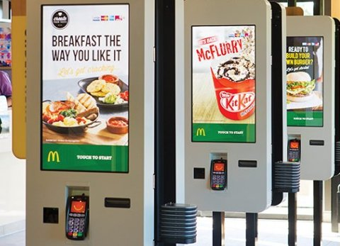 Mcdonald S Kiosks Raise The Bar On Fast Food Customer Service