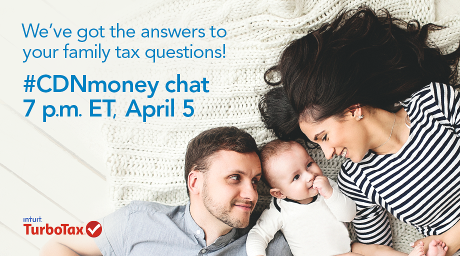 Join our #CDNmoney chat tomorrow for family tax tips a chance to win great prizes! https://t.co/qoxY44isWN