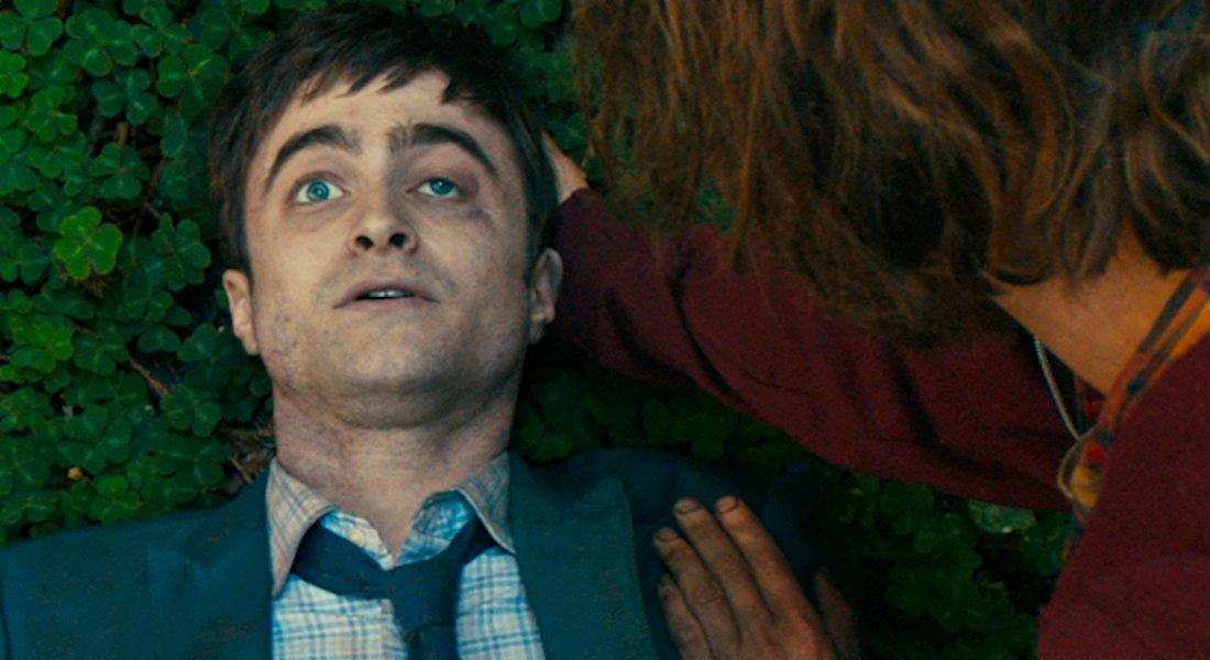 Swiss Army Man trailer: Watch Daniel Radcliffe play a magical farting corpse https://t.co/gUBglK3ziS https://t.co/Z6GFlU2qtO