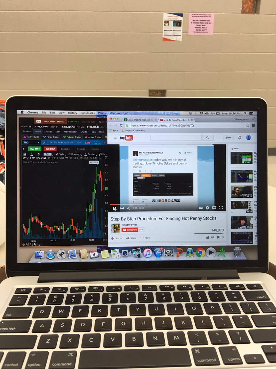 Timothy Sykes on Twitter: