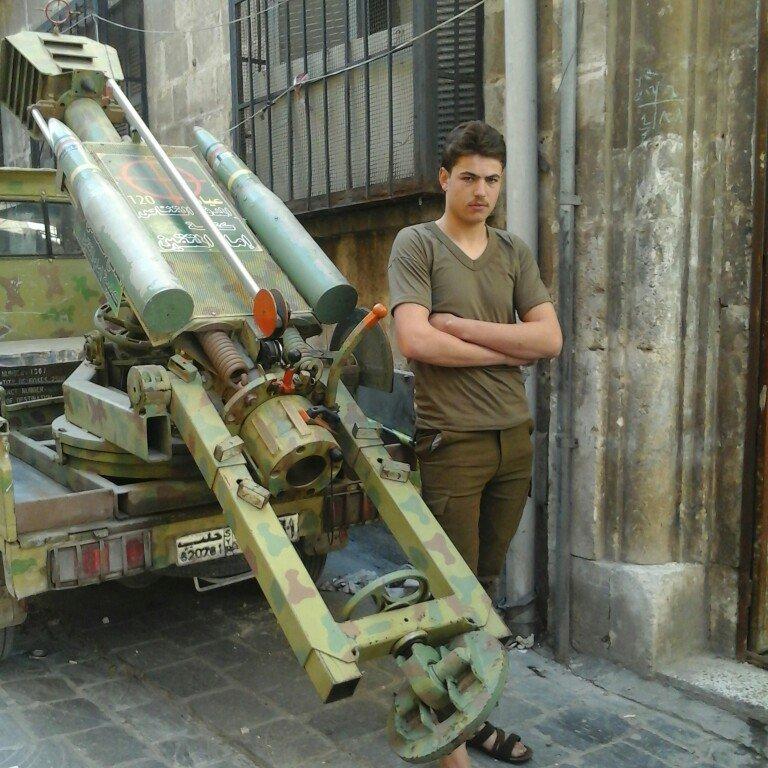 Syrian Civil War: News #7 - Page 20 CfNg8ntWAAAZkXv