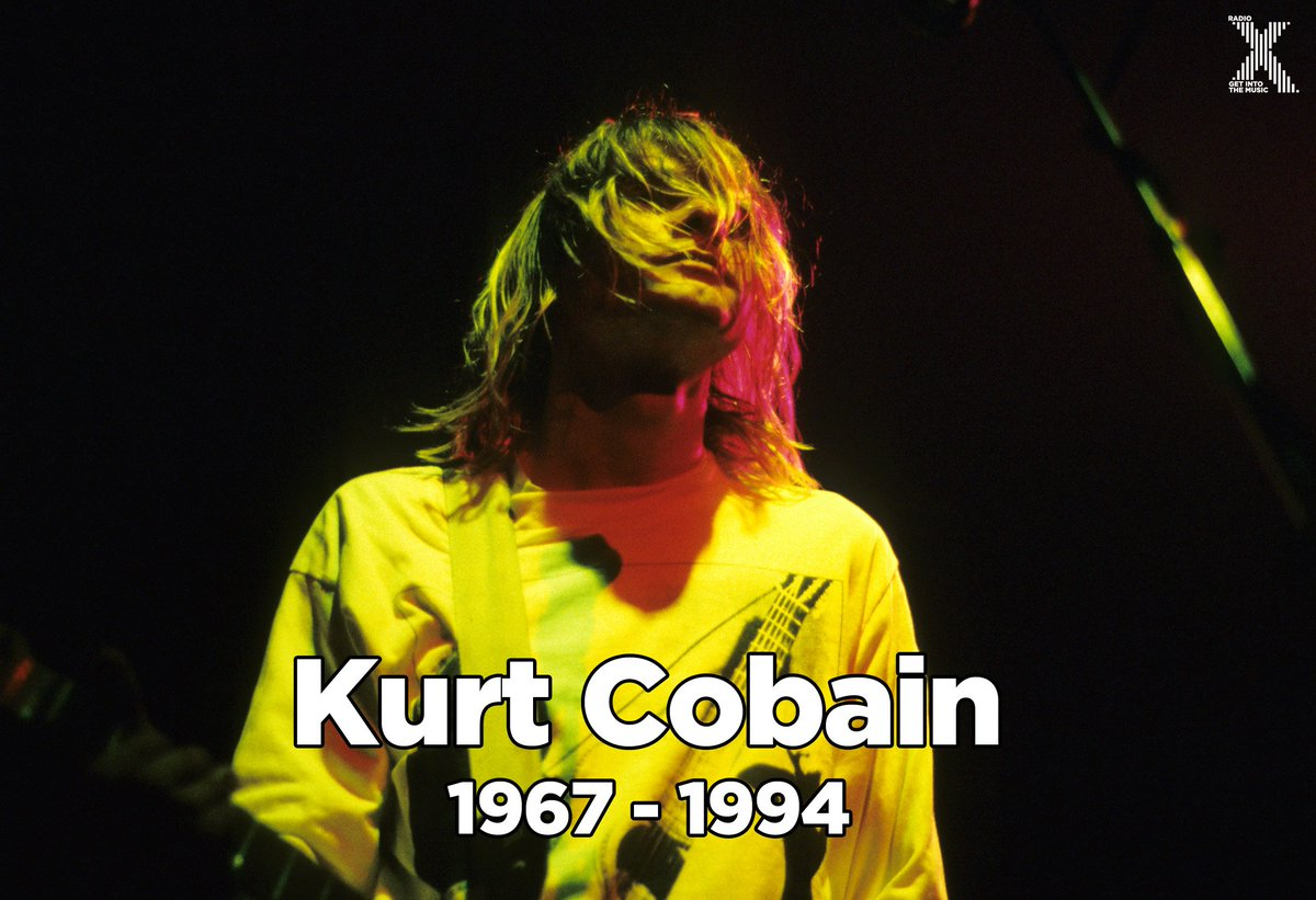 On this day in 1994, Kurt Cobain passed away. RIP. https://t.co/dfEtRM0wDu