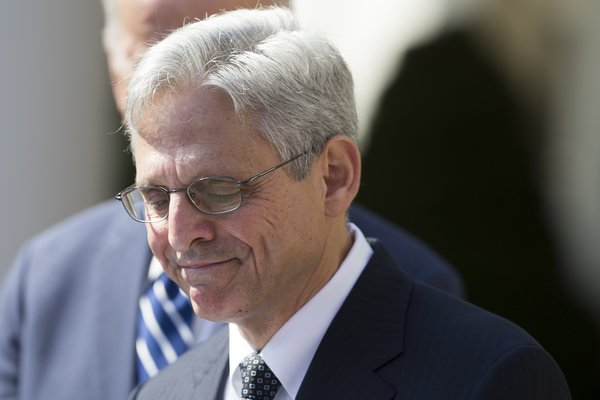 Merrick Garland married CNN's David Gregory and Hillary aide attorney Beth Wilkinson