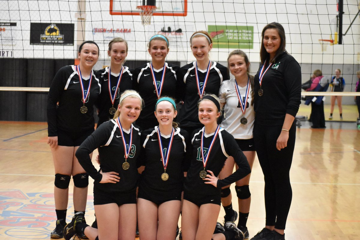 Cva Volleyball On Twitter Congrats Cva 15 Black Hicar On Placing 1st In Gold This Past Saturday At Their Tournament Greatjob Https T Co Lhlimsrbn1