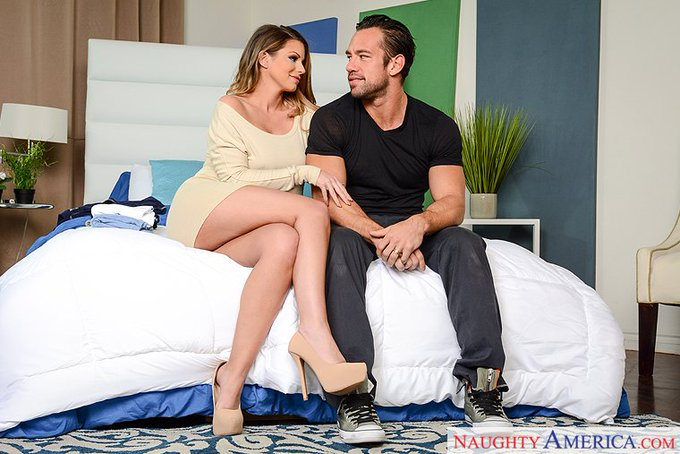 The innocence @Brooklyn_Chase radiates is priceless ... only because it's a complete fucking ruse. TOMORROW