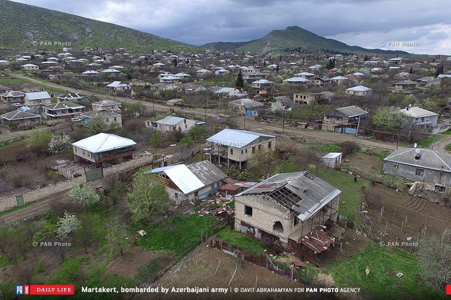 Карабах 04.04.2016 - Вечер