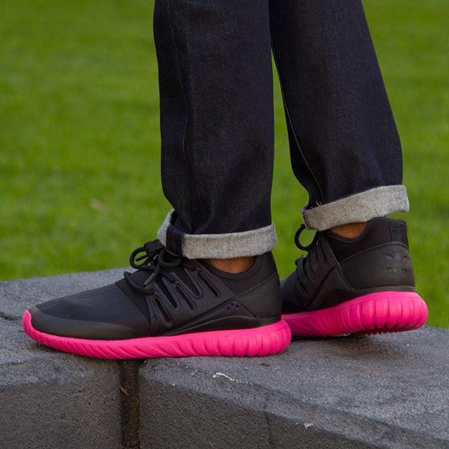 Adidas Tubular Radial Pink