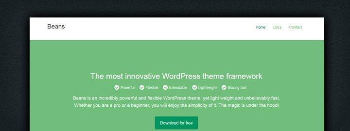 An Introduction to Beans: A Free Light-Weight WordPress Theme Framework https://t.co/mDxKjHsepa #WordPress https://t.co/sBaDkaKawZ