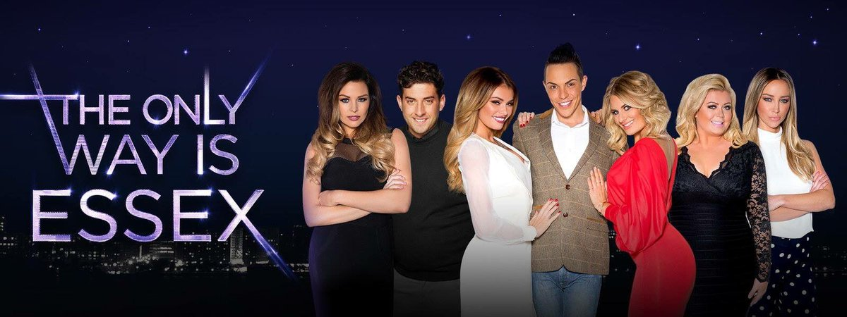 The First Ever Towie