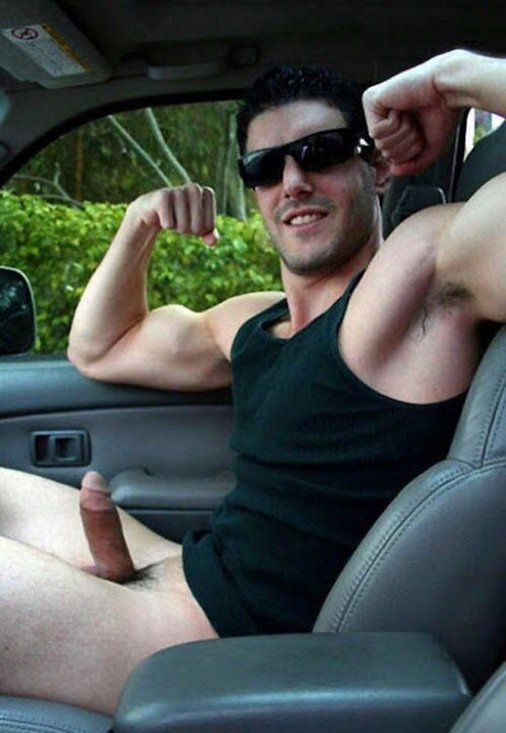 from Stefan gay driving nude