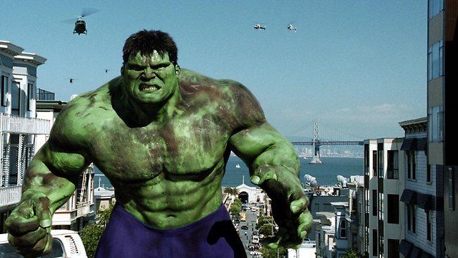 Superhero Image on Twi...