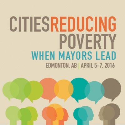 The #MayorsPovertySummit kicks-off tomorrow in the @CityofEdmonton || We're ready to drive change - are you? https://t.co/vQMII2jFGH