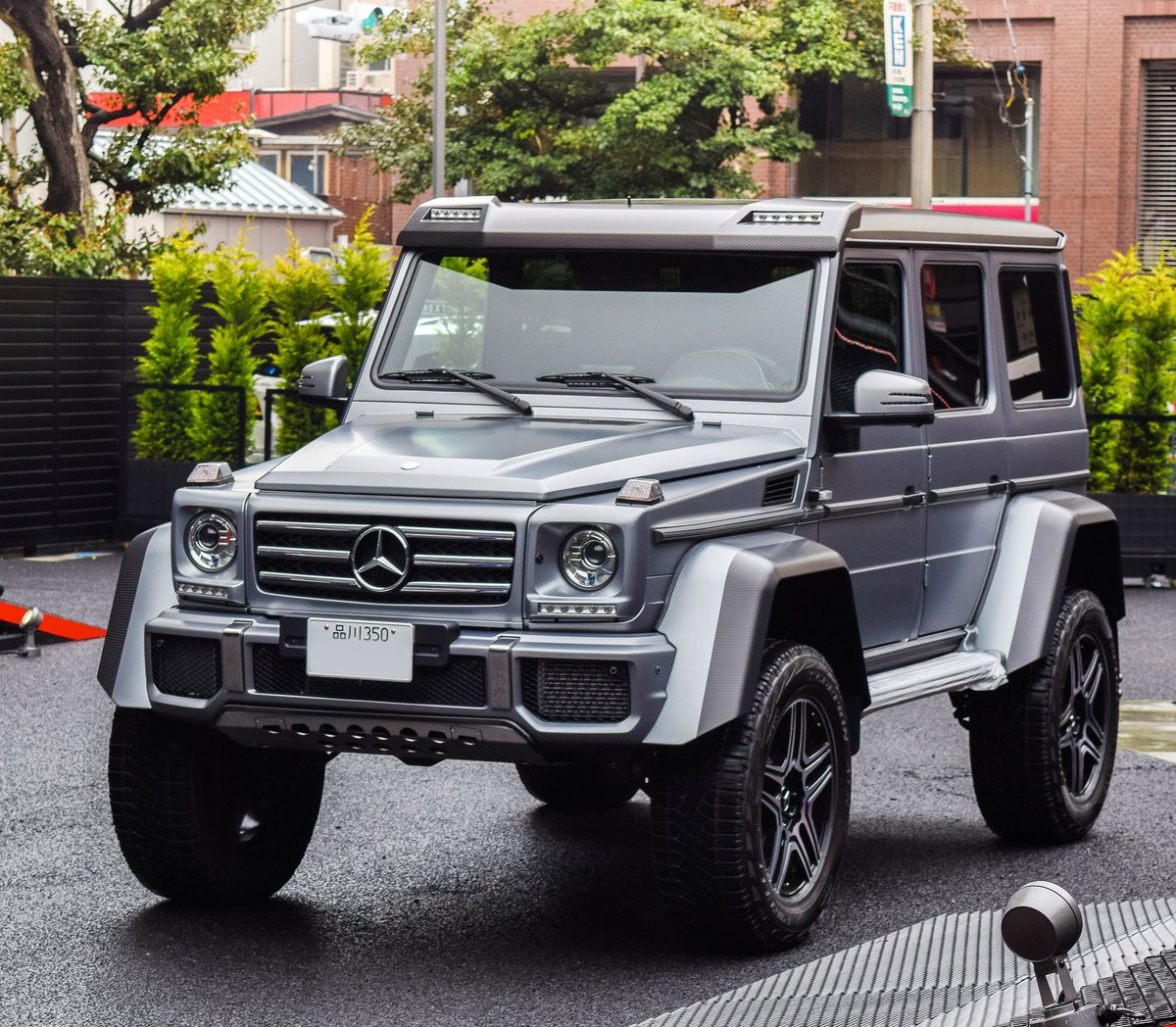 Ayesh on twitter mercedes benz g550 4x4 squared for Mercedes benz g550 4x4 squared