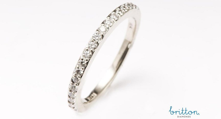 Fionnuala britton wedding bands