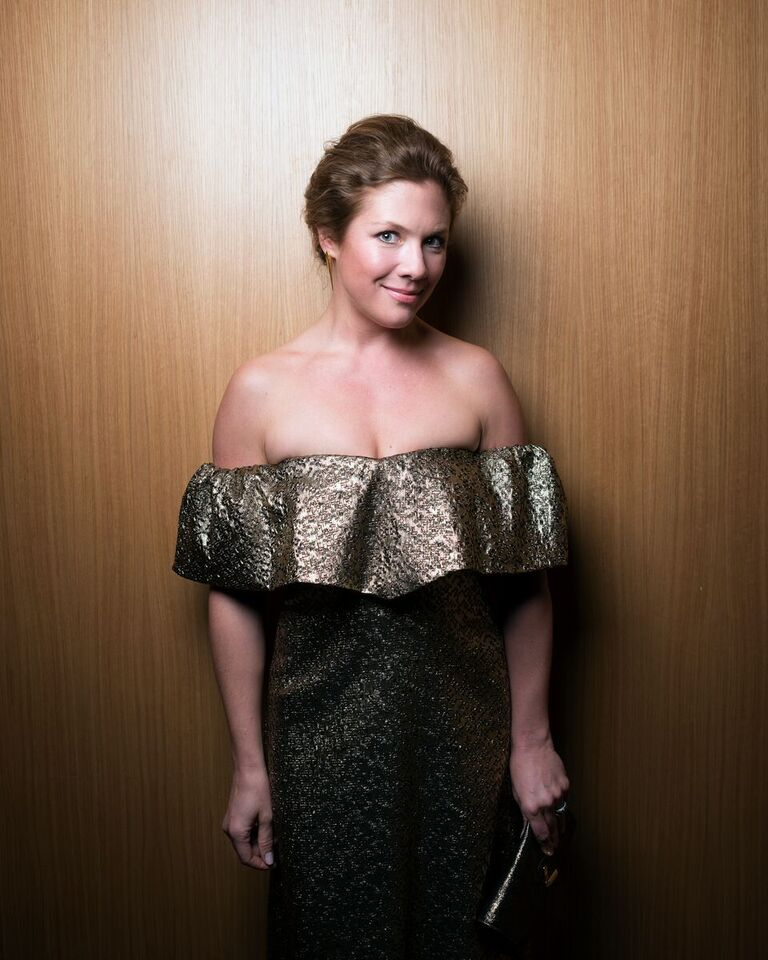 Sophie Trudeau Lands Fashion Magazine Cover: Women's Festival TO (@WFToronto)