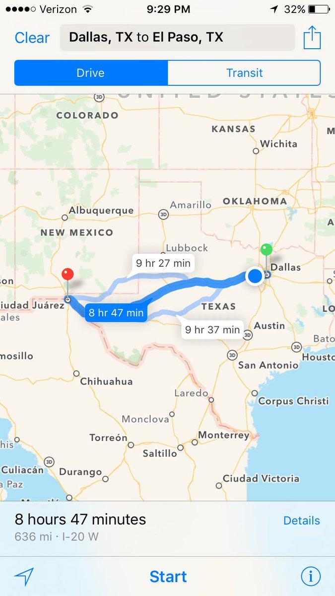 Sam Sonderer On Twitter El Paso Is Closer To California Than It - El paso california