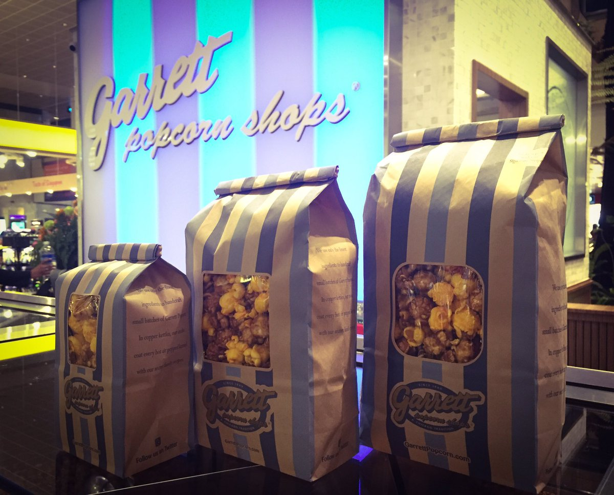 "Changi Airport on Twitter: ""Garrett Popcorn is now available at Terminal 2  transit!! RT and tag someone who's travelling thru @ChangiAirport.  https://t.co/VBi7LetZdi"""
