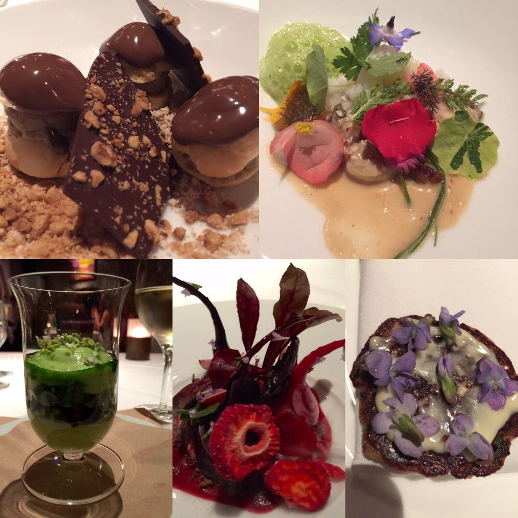 Just a few of the fabulous dishes from @McCradys 10th anniversary w @hseanbrock #chaseats https://t.co/BkA8Mx5hK3