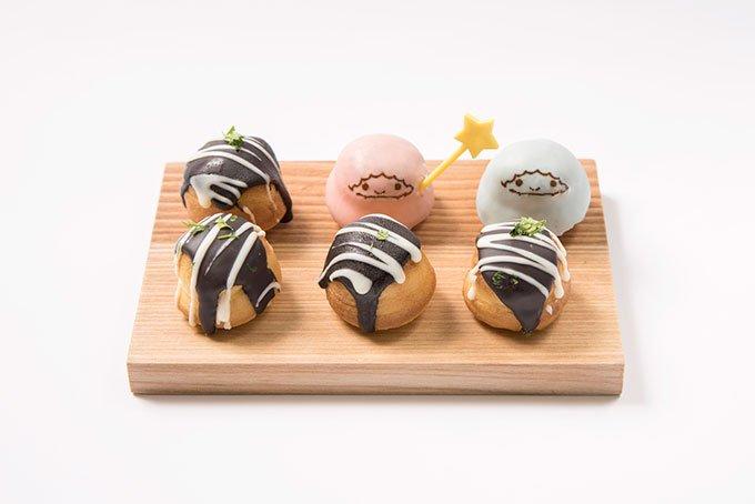 """「キキ&ララカフェ」が関西地区初出店!お好み焼きやたこ焼きを模した""""粉もんスイーツ""""限定発売 -"""