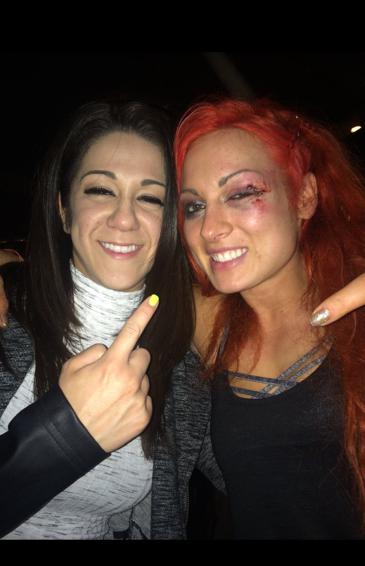 Rebecca Quin On Twitter Quot I Want Some Itsbayleywwe Https