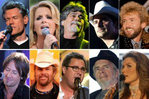 top 100 country love songs of all time