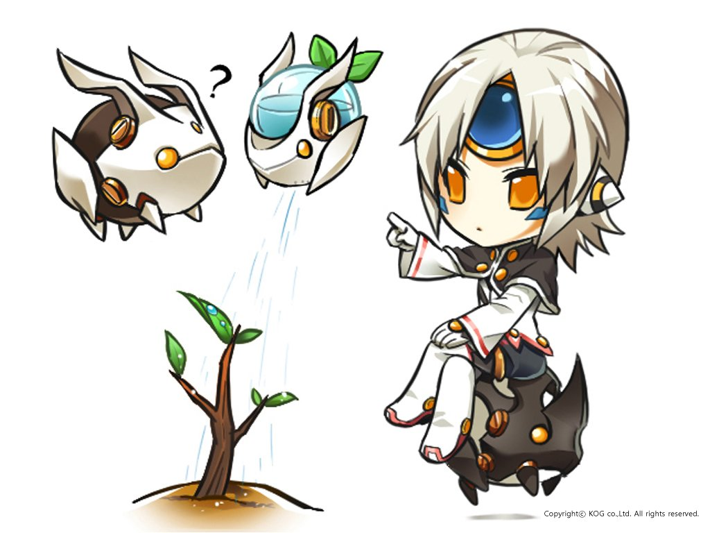 1000+ Images About Elsword On Pinterest