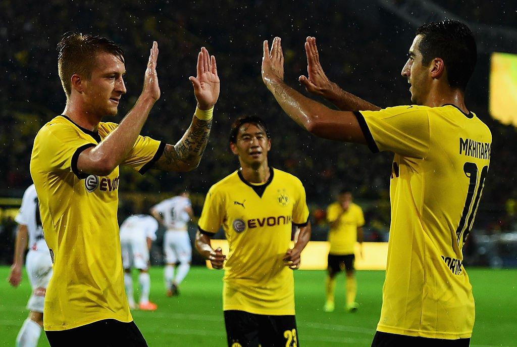 Europa League übertragung Dortmund