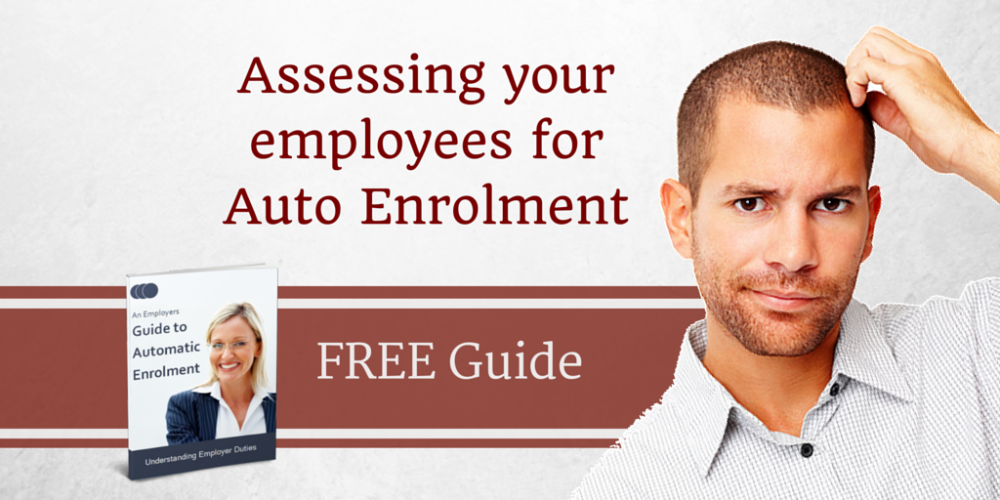 How to assess your employees for #AutoEnrolment. Watch the video >> https://t.co/Afi8BJ2ouO https://t.co/RzXpmLXLjA